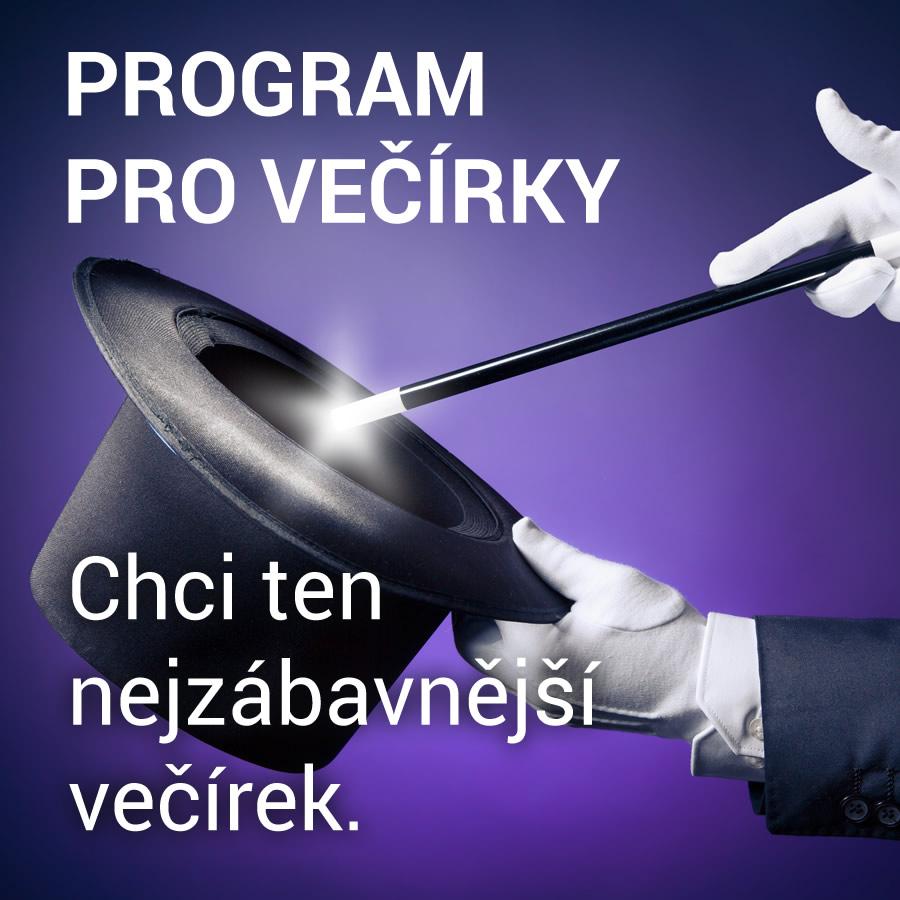 Program pro večírky